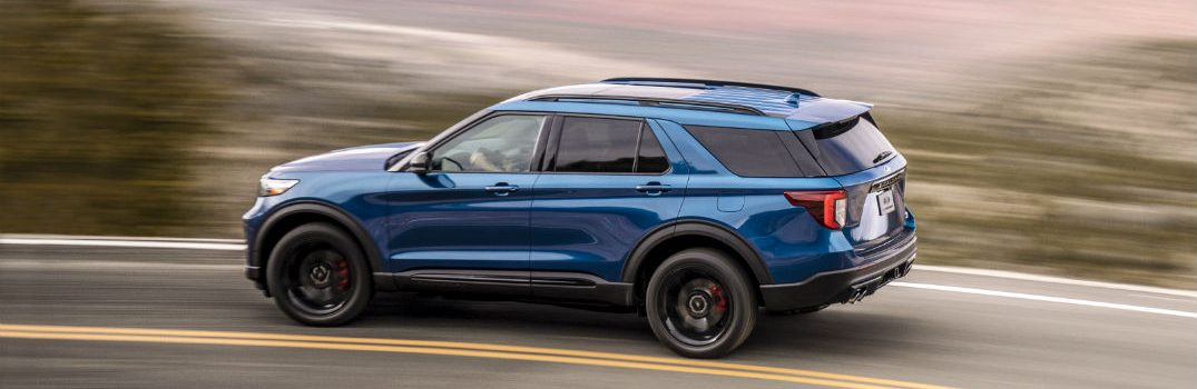 Does the 2020 Ford Explorer Lineup Feature Best-in-Class Interior Space?