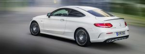 2017 Mercedes-AMG C43 DYNAMIC SELECT