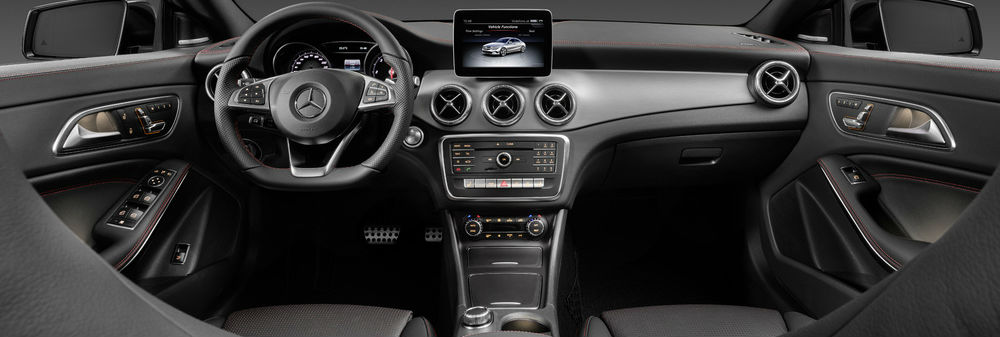 2017 CLA DINAMICA Steering Wheel