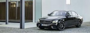 2017 Mercedes-AMG E43 Changes