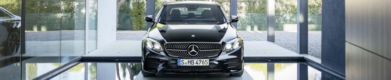 2017 Mercedes-AMG E43 Multibeam Headlights