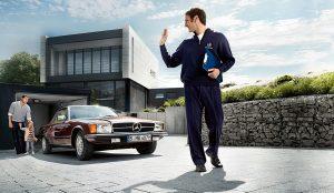 Mercedes-Benz Emergency Assitance
