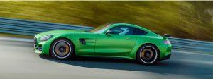 2018 Mercedes-AMG GT R aggressive handling_o