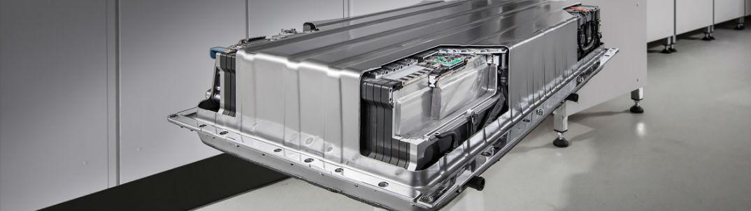 Mercedes-Benz EV Battery