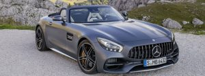 2018 Mercedes-Benz GT C Roadster Video And Pictures