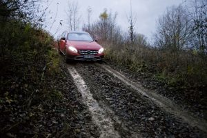 Mercedes-Benz E-Class All-Terrain Off-Road Capabilities