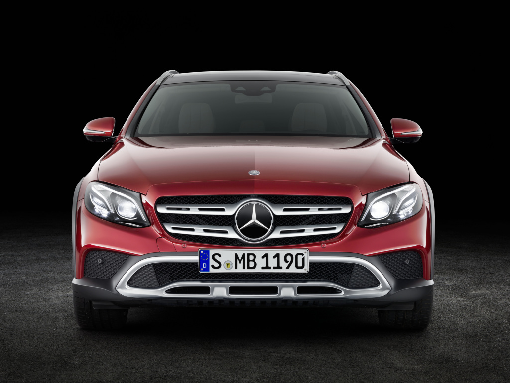 Mercedes-Benz E-Class All-Terrain Windshield