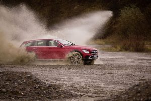 Fun In The Dirt WIth Mercedes-Benz E-Class All-Terrain