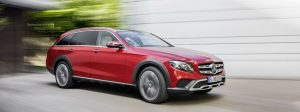 Mercedes-Benz Playing With the E-Class Body Style…Again