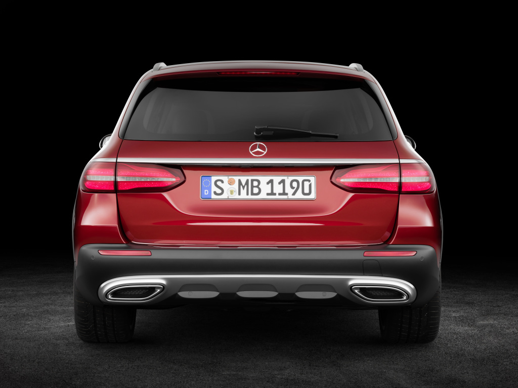 Mercedes-Benz E-Class All-Terrain Rear Bumper