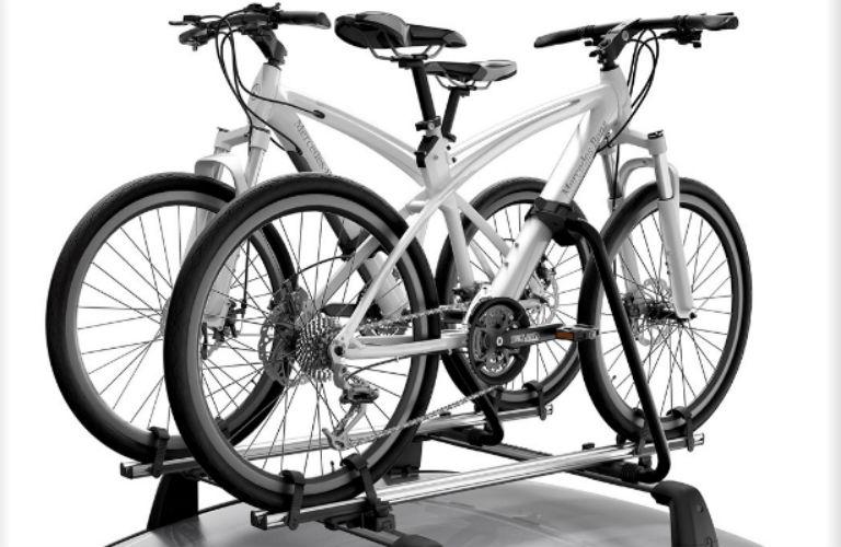 Does Mercedes-Benz make a bike rack?