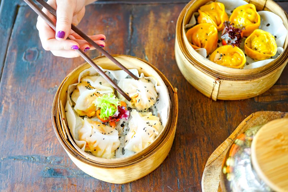 Gluten Free Asian Food