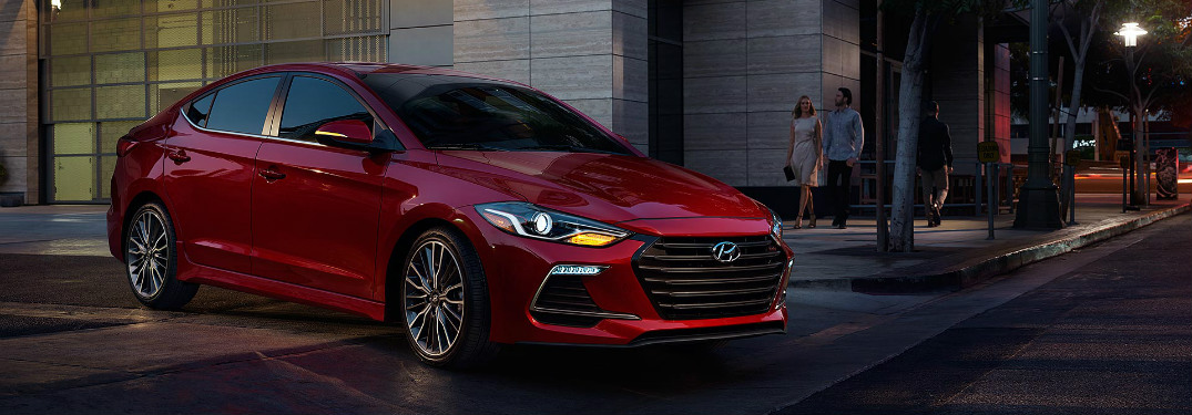 Azera 2018 Interior >> What Colors Does the 2018 Hyundai Elantra Come in?