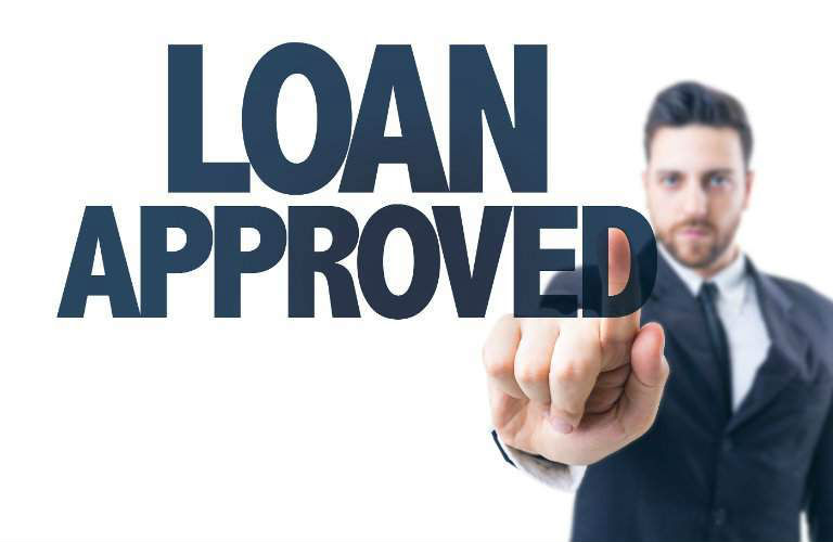 Loan approved text