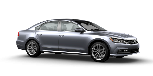 2018 VW Passat in Platinum Gray Metallic
