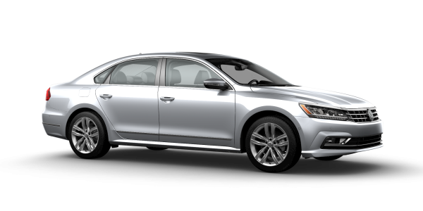 2018 VW Passat in Reflex Silver Metallic