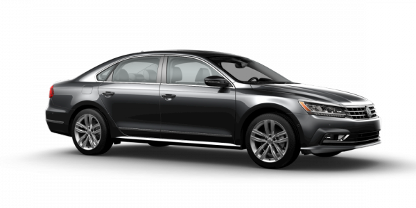 2018 VW Passat in Urano Gray
