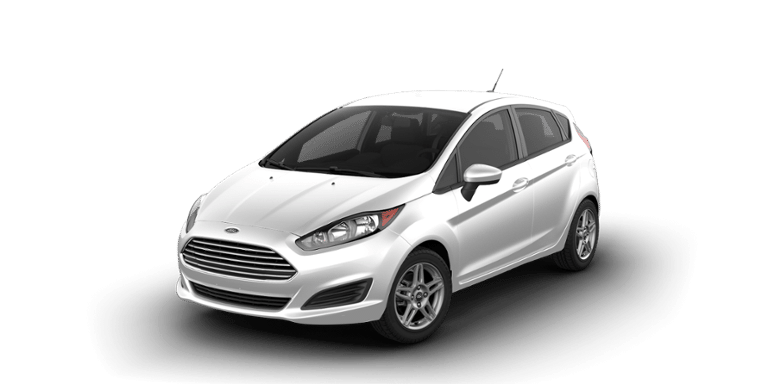 2018 Ford Fiesta in Oxford White