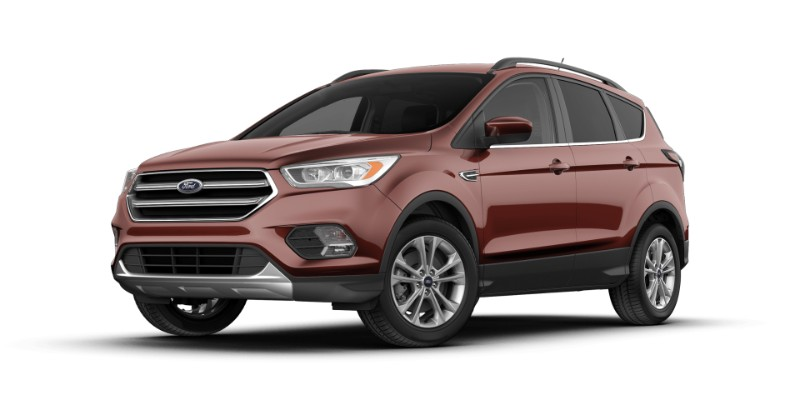 2018 Ford Escape in Cinnamon Glaze