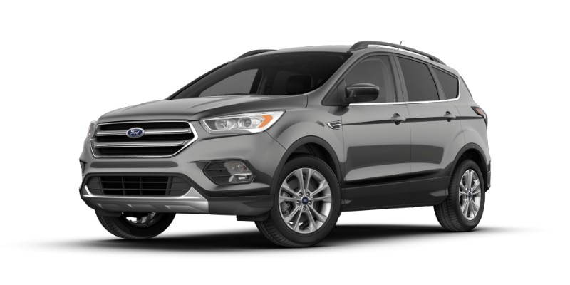 2018 Ford Escape in Magnetic