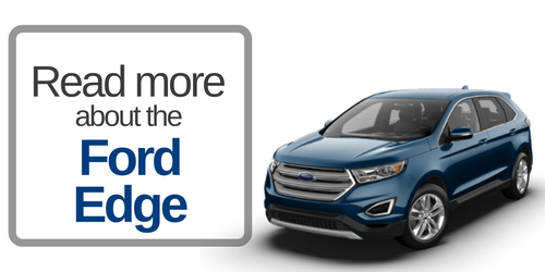 What Colors Does The New 2018 Ford Edge