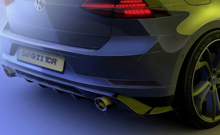 Will Volkswagen Release A Production Version Of The Golf Gti Tcr