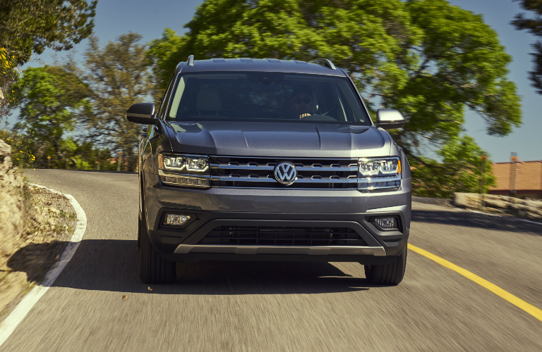 VW Atlas Towing Capacity >> How Much Can The 2018 Volkswagen Atlas Tow