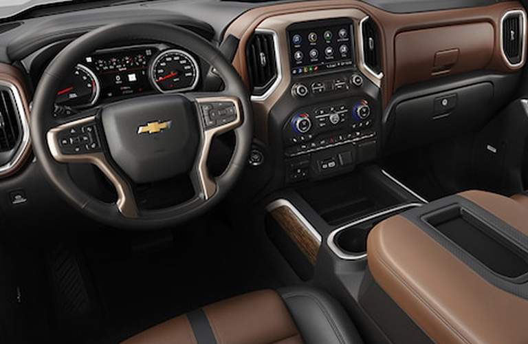 2019 Chevy Silverado Trail Boss Comfort and Entertainment ...