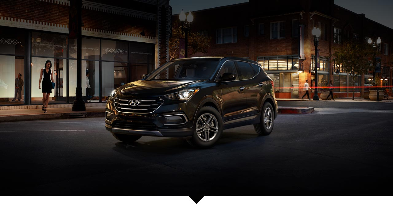hyundai santa fe sport black which exterior color will you choose for your new hyundai santa fe 2017 hyundai santa fe sport black hyundai santa fe