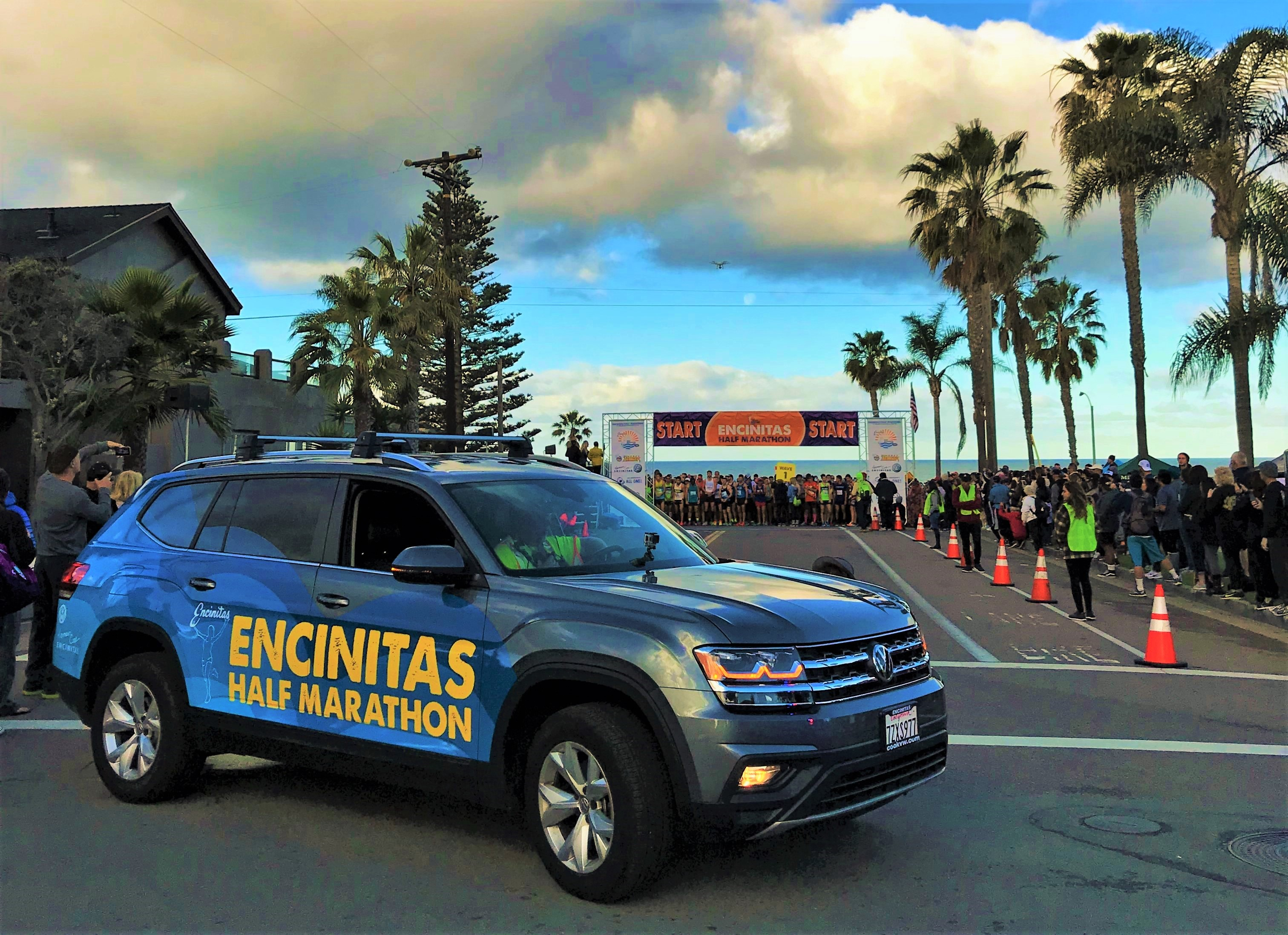 Herman Cook VW - Encinitas Half Marathon 2018 Atlas