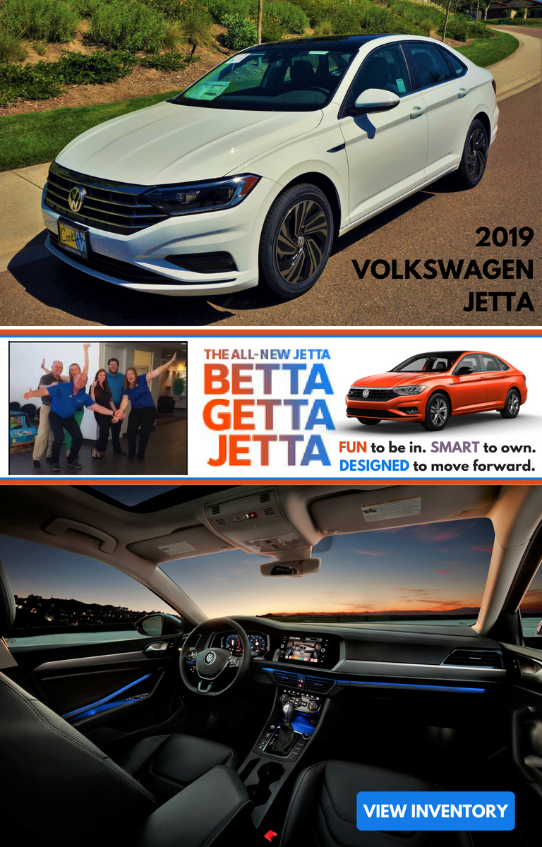 The ALL-NEW 2019 Volkswagen Jetta Has Arrived!