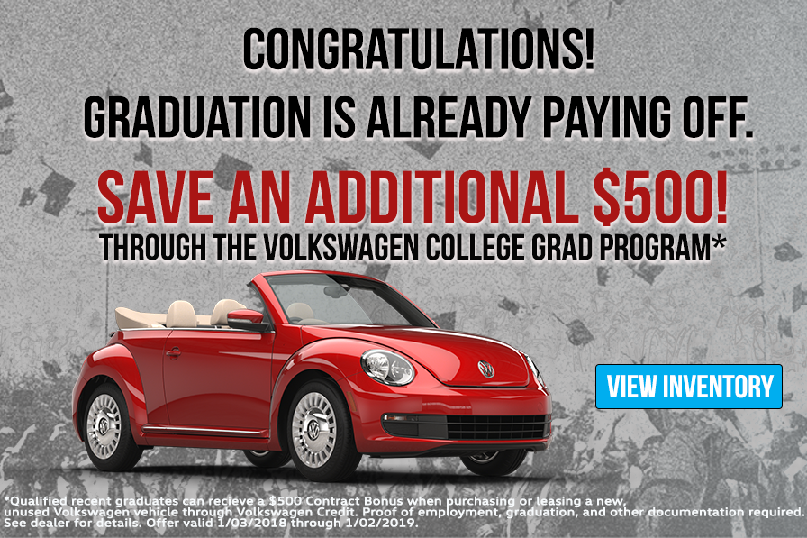 Volkswagen College Graduate Program