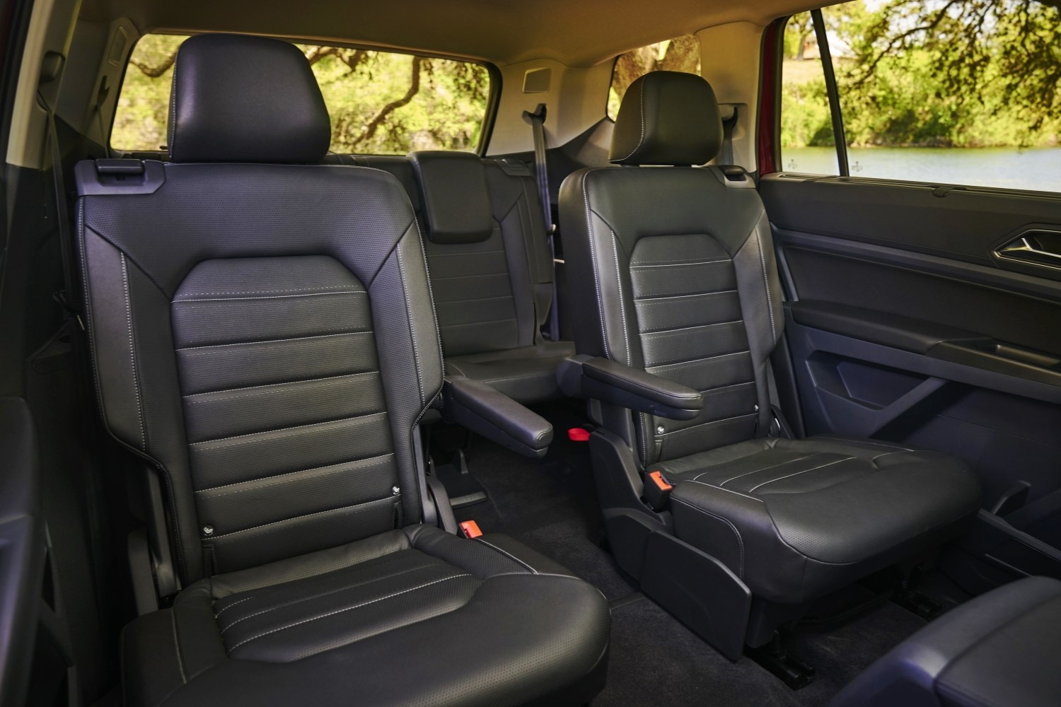 2018 Volkswagen Atlas 3rd Row Seating