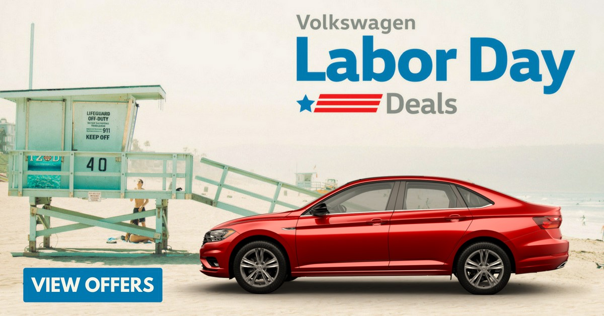 Labor Day Special: $500 Discount at Herman Cook VW