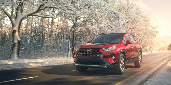 What Are The 2019 Toyota Rav4 Trim Levels And Prices Downeast Toyota