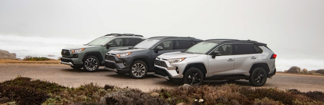 Find the Next-Generation Toyota RAV4 Trim Level that Best Fits Your Lifestyle and Budget