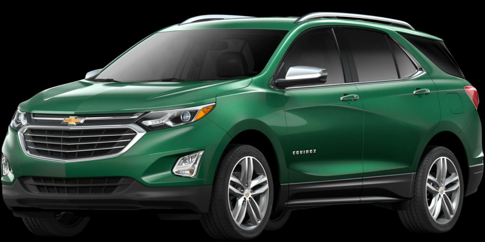 What are the Color Options for the 2018 Chevy Equinox?