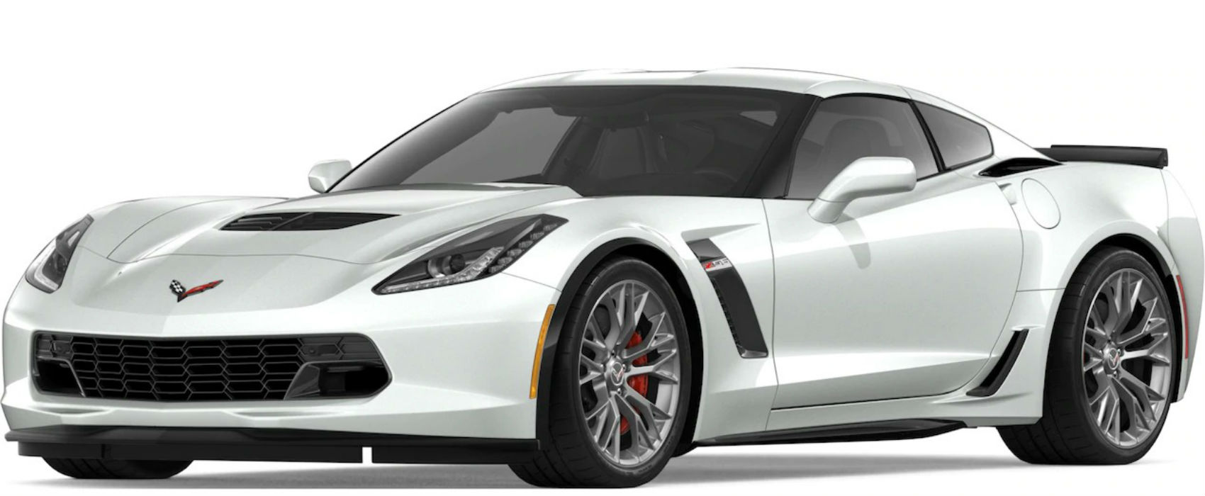 What are the Color Options for the 2019 Chevrolet Corvette?
