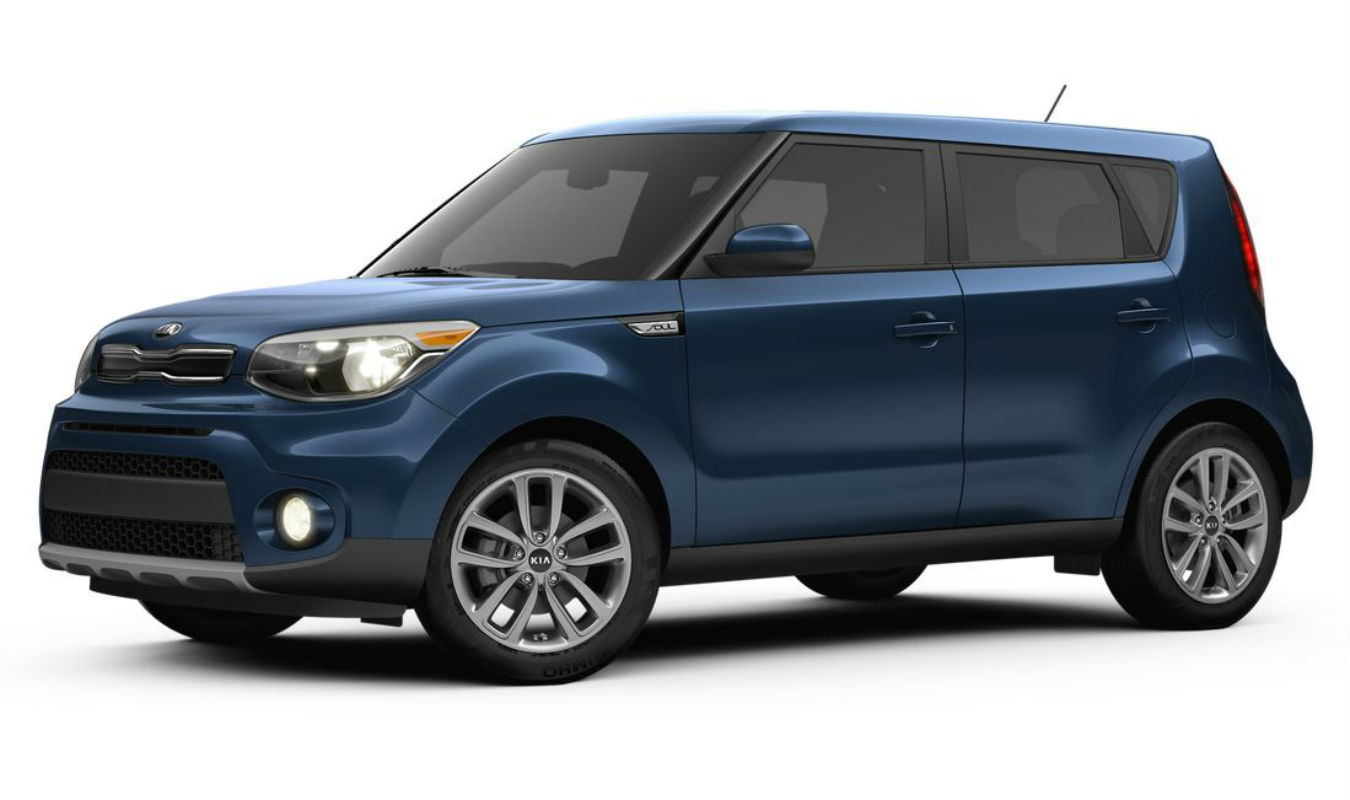 what are all of the color options for the 2018 kia soul color options for the 2018 kia soul