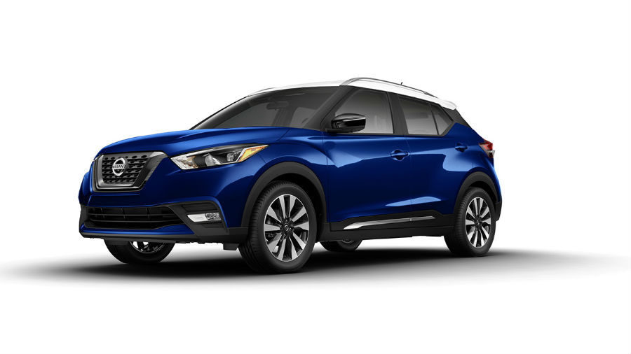 2018 Nissan Kicks Color Options First Team Nissan Of New