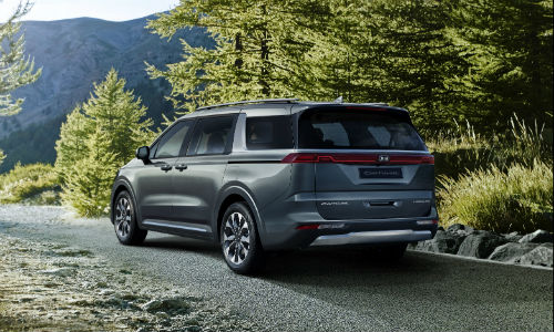 Kia Sedona Makes Way for Kia Carnival Lineup