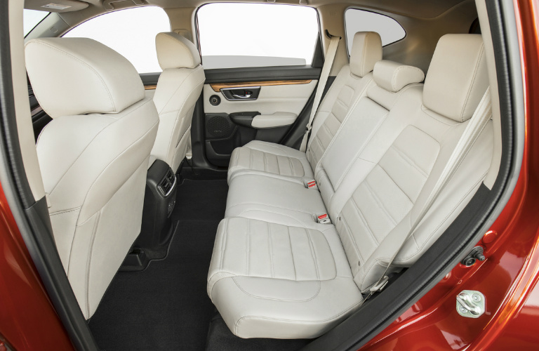 2018 Honda CR V Passenger Volume and Cargo Space