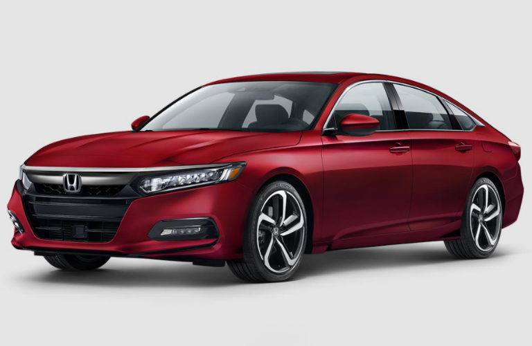 2018 Honda Accord Exterior Color Options Garden State Honda