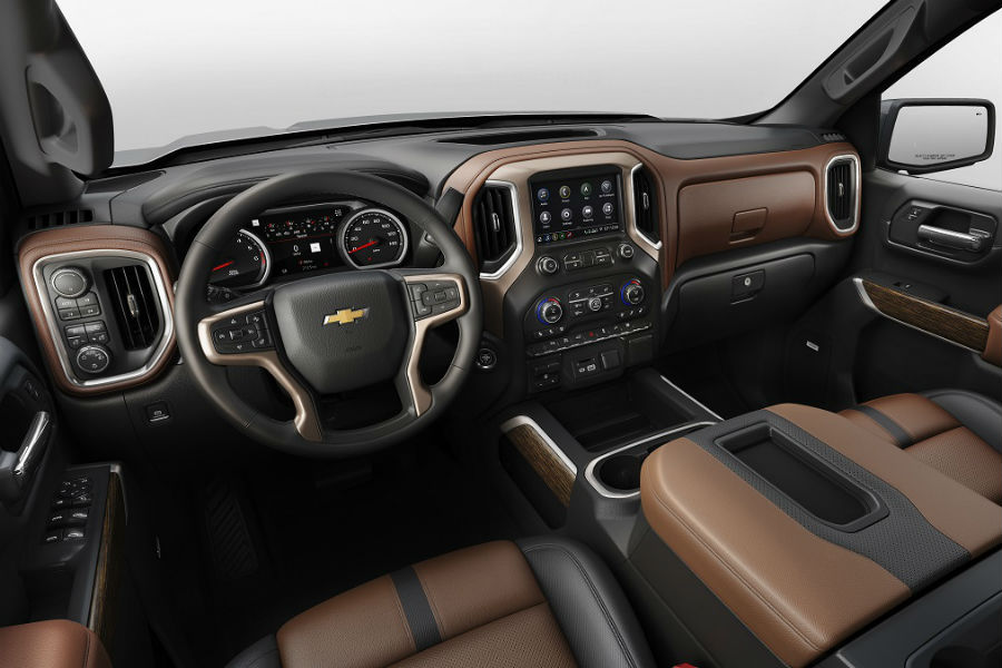 Whats New On The 2019 Silverado Harbin Automotive Scottsboro Al