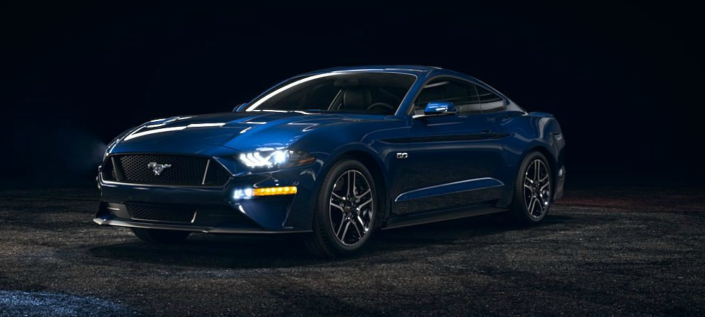 Mustang Color Customization Options For 2018 Holiday
