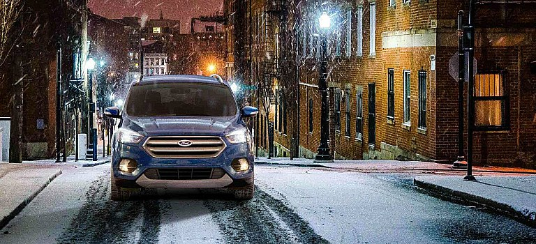 Do All Ford Suvs Have An Awd Option