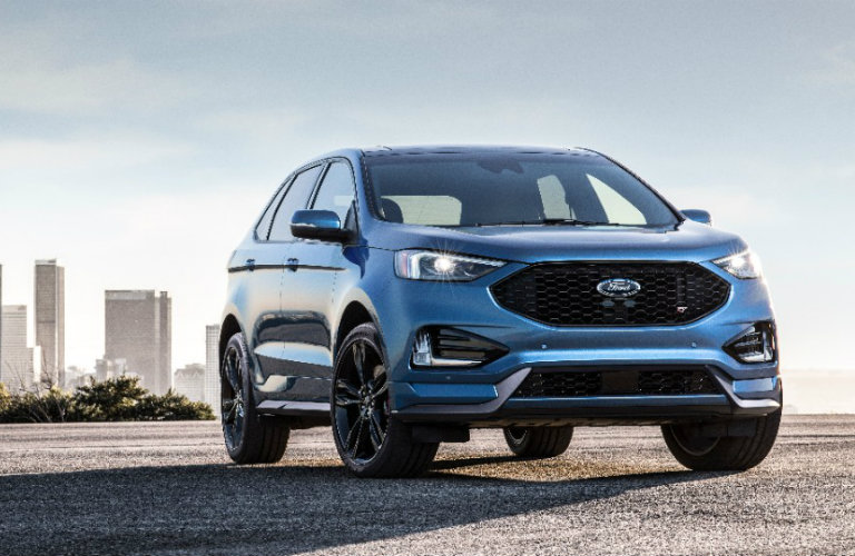 2019 Ford Edge ST will come with Ford Co-Pilot360