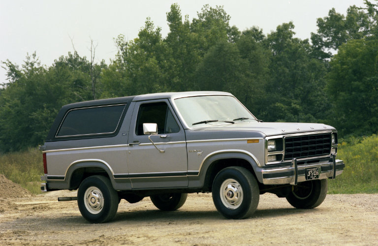 what will the new ford bronco look like explore past broncos here. Black Bedroom Furniture Sets. Home Design Ideas