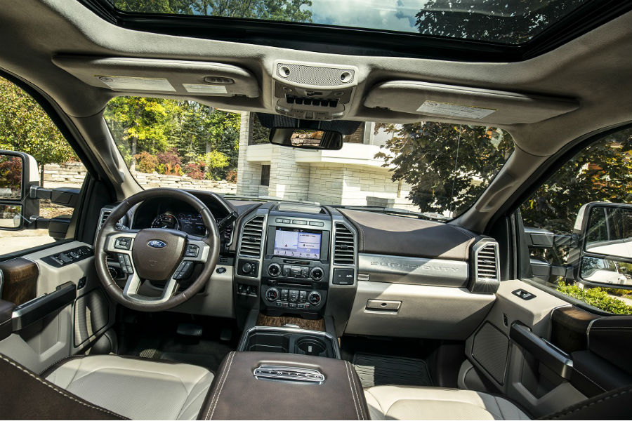2018 Ford Super Duty New Features and Specs | James Braden Ford