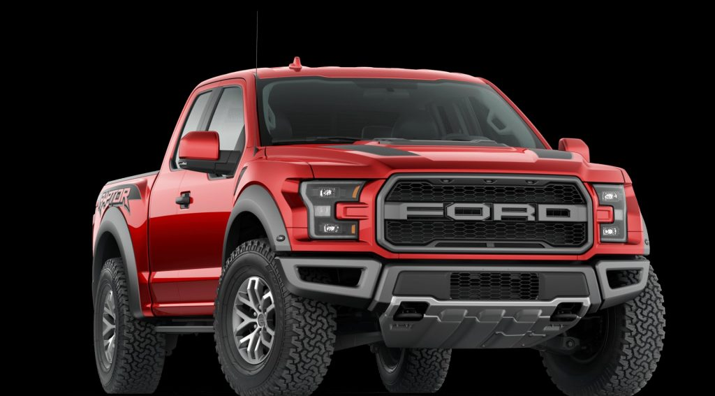 2018 Ford Raptor Exterior Paint Options James Braden Ford